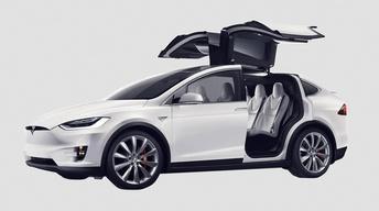 2016 Tesla Model X & 2016 McLaren 570 S