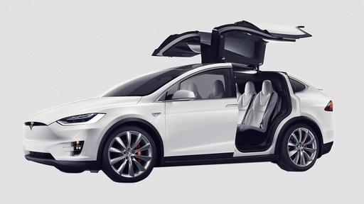 2016 Tesla Model X & 2016 McLaren 570 S Video Thumbnail