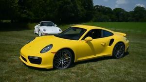 2017 Porsche 911 Turbo S & Porsche 959 & 2017 Nissan Armada