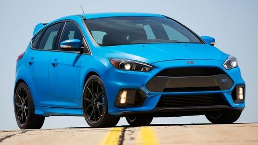 2016 Ford Focus RS & 2017 GMC Acadia Video Thumbnail