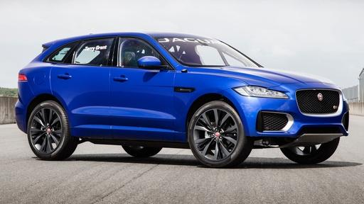 2017 Jaguar F-PACE & 2016 BMW 330e iPerformance Video Thumbnail