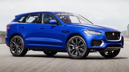 2017 Jaguar F-PACE & 2016 BMW 330e iPerformance Video Thumbnail