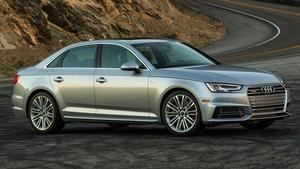 2017 Audi A4 & 2017 Ford Fusion Sport