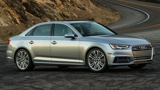 2017 Audi A4 & 2017 Ford Fusion Sport Video Thumbnail