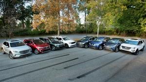Cars.com 3-Row SUV Challenge & 2017 Fiat 124 Spider
