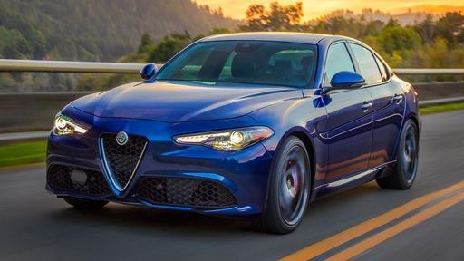 S36 Ep17: 2017 Alfa Romeo Giulia & 2016 Callaway SC757 Z06 C Video Thumbnail