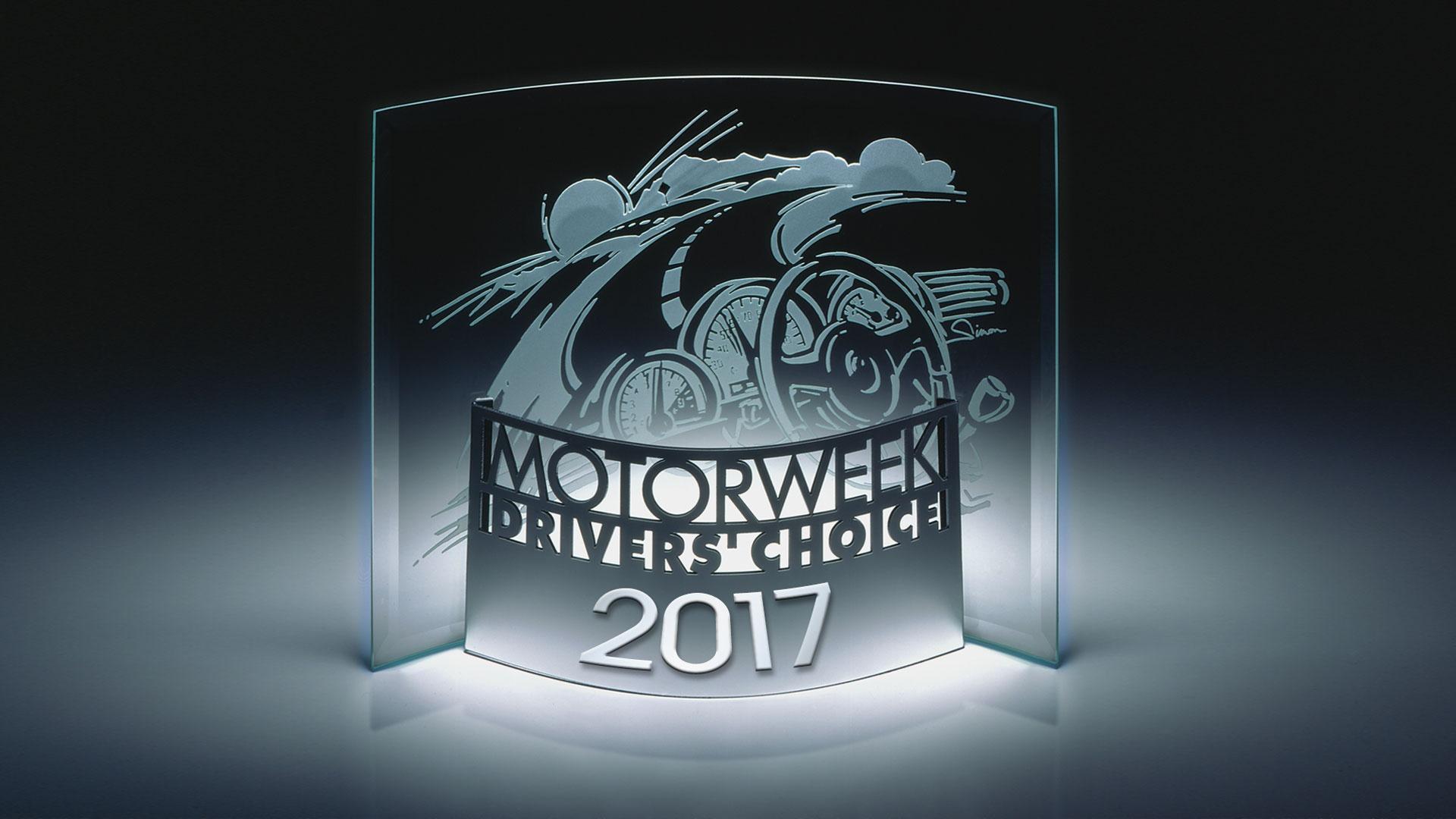 2017 Drivers' Choice Awards