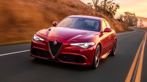 2017 Alfa Romeo Giulia & 2017 Buick Envision Video Thumbnail