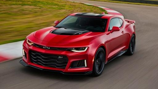 2017 Chevrolet Camaro ZL1 & 2017 Nissan Rogue Video Thumbnail