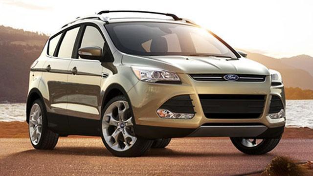 2013 Ford Escape & 2012 MINI Cooper Coupe image