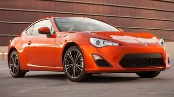 2013 Scion FR-S & 2012 Jaguar XKR-S