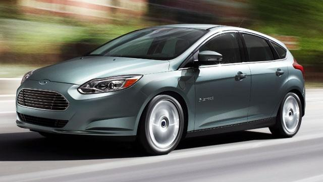 2012 Ford Focus Electric image