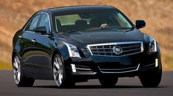 2013 Cadillac ATS & 2013 Subaru BRZ