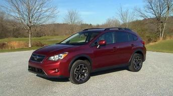 2013 Subaru XV Crosstrek & 2013 Honda Accord