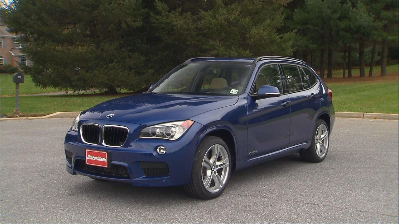 2013 BMW X1 & 2013 Chevrolet Spark image