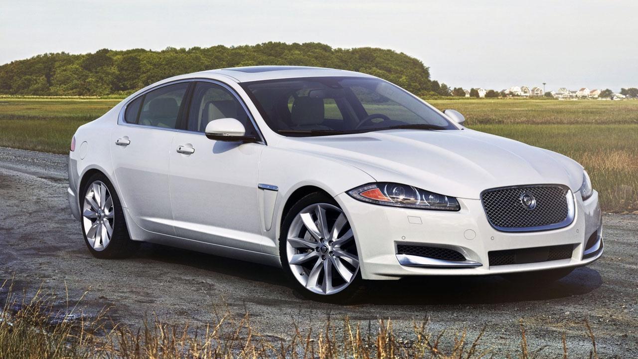 2013 Jaguar XF AWD & 2013 Acura RDX image