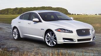 2013 Jaguar XF AWD & 2013 Acura RDX