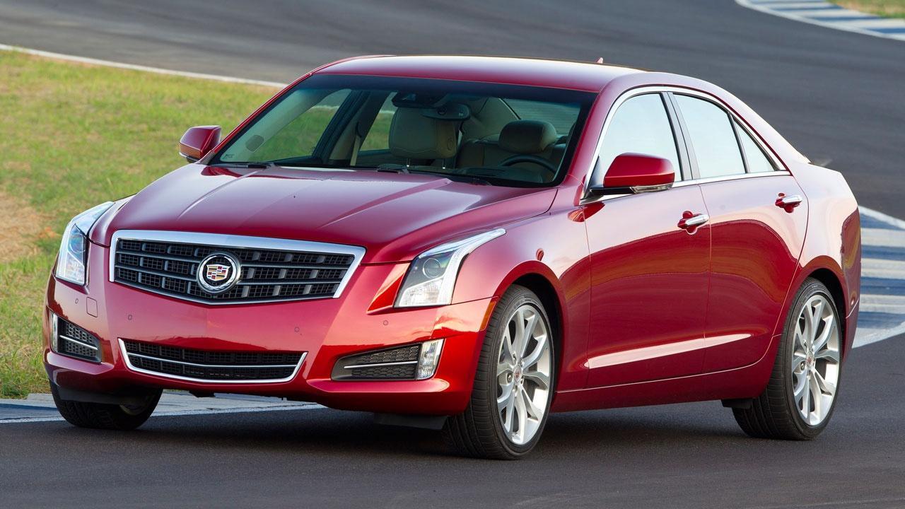 2013 Cadillac ATS & 2013 Ford C-Max Hybrid image