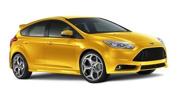 2013 Ford Focus ST & 2013 Hyundai Veloster Turbo
