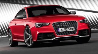 2013 Audi RS 5 & 2013 Ford C-Max Energi image