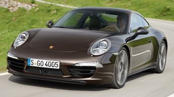 2013 Porsche 911 Carrera 4S & 2013 Volkswagen Jetta Hybrid