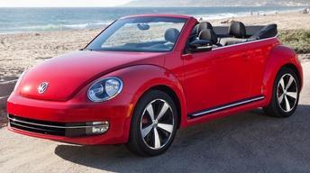 2013 Volkswagen Beetle Convertible & 2013 Mazda MX-5