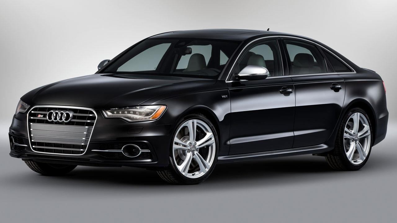2013 Audi S6 & 2013 BMW M5 image