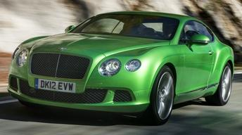 2013 Bentley Continental GT Speed & 2013 Toyota Avalon Hybri image