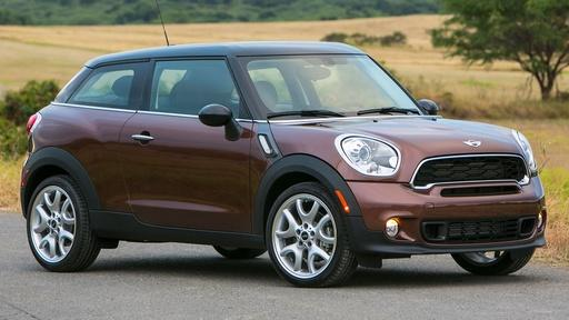 2013 Mini Paceman & 2013 SRT Viper Video Thumbnail