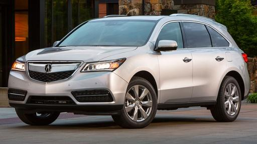 2014 Acura MDX & 2013 Chevrolet Camaro 1LE Video Thumbnail