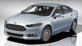 2013 Ford Fusion Energi & 2013 Chevrolet Traverse/Buick Encl