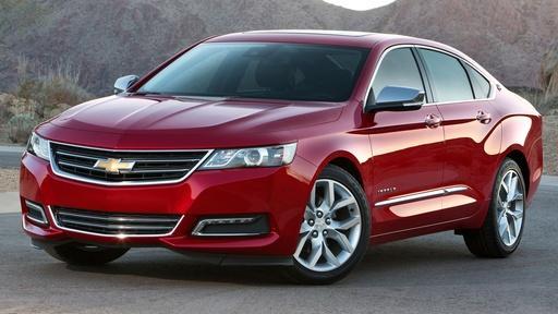 2014 Chevrolet Impala & 2014 Jaguar F-Type Video Thumbnail