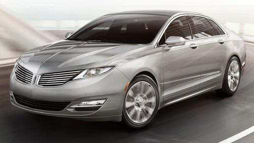 2013 Lincoln MKZ & 2014 Mazda 6 Video Thumbnail
