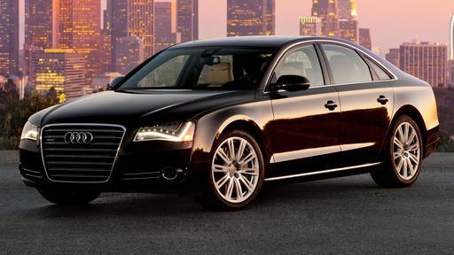 2013 Audi A8 TDI & 2014 Chevrolet Silverado Video Thumbnail