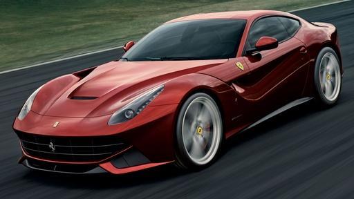 2013 Ferrari F12 Berlinetta & Full Size Sedan Challenge Video Thumbnail