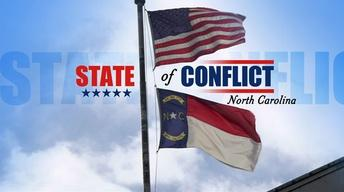 State of Conflict: North Carolina image