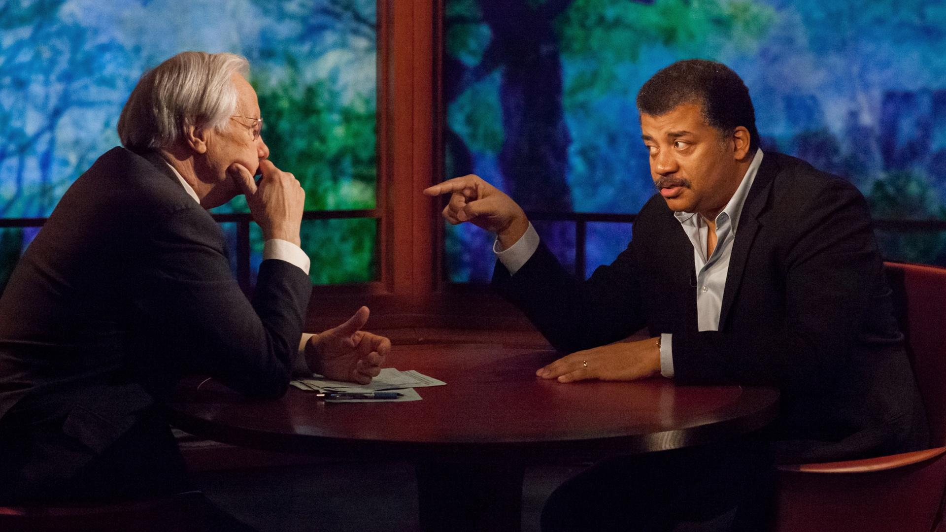 Neil deGrasse Tyson on the New Cosmos  image