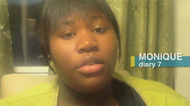Monique: Diary 7
