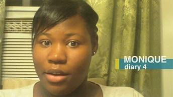 Monique: Diary 4