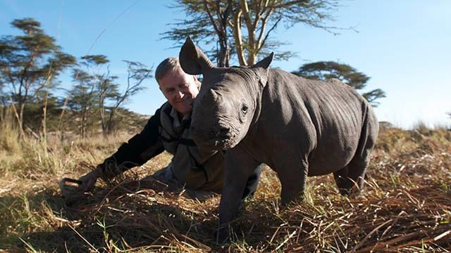 The Rhino Who Joined the Family