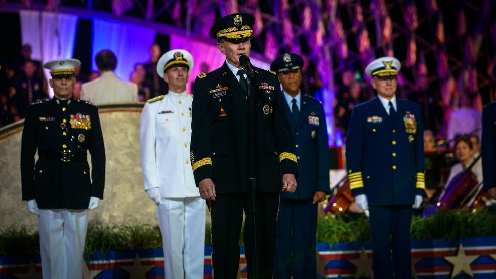 S2014: A Message From the Chairman of the Joint Chiefs of St image