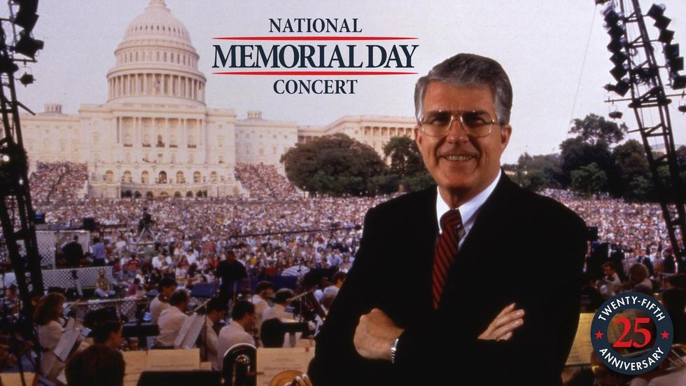 Remembering 25 Years of the National Memorial Day Concert image