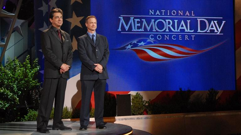2015 National Memorial Day Concert Featured Highlights