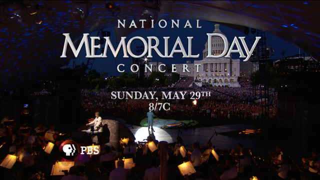 2016 National Memorial Day Concert Preview