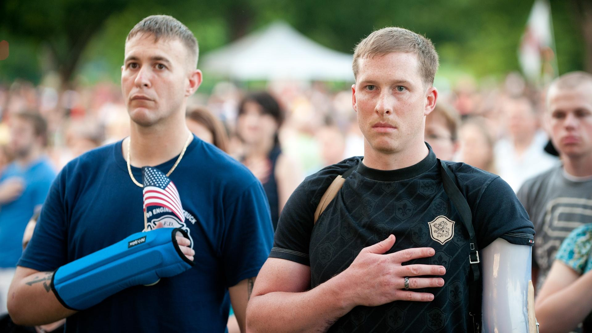 Honoring Our Wounded Warriors image