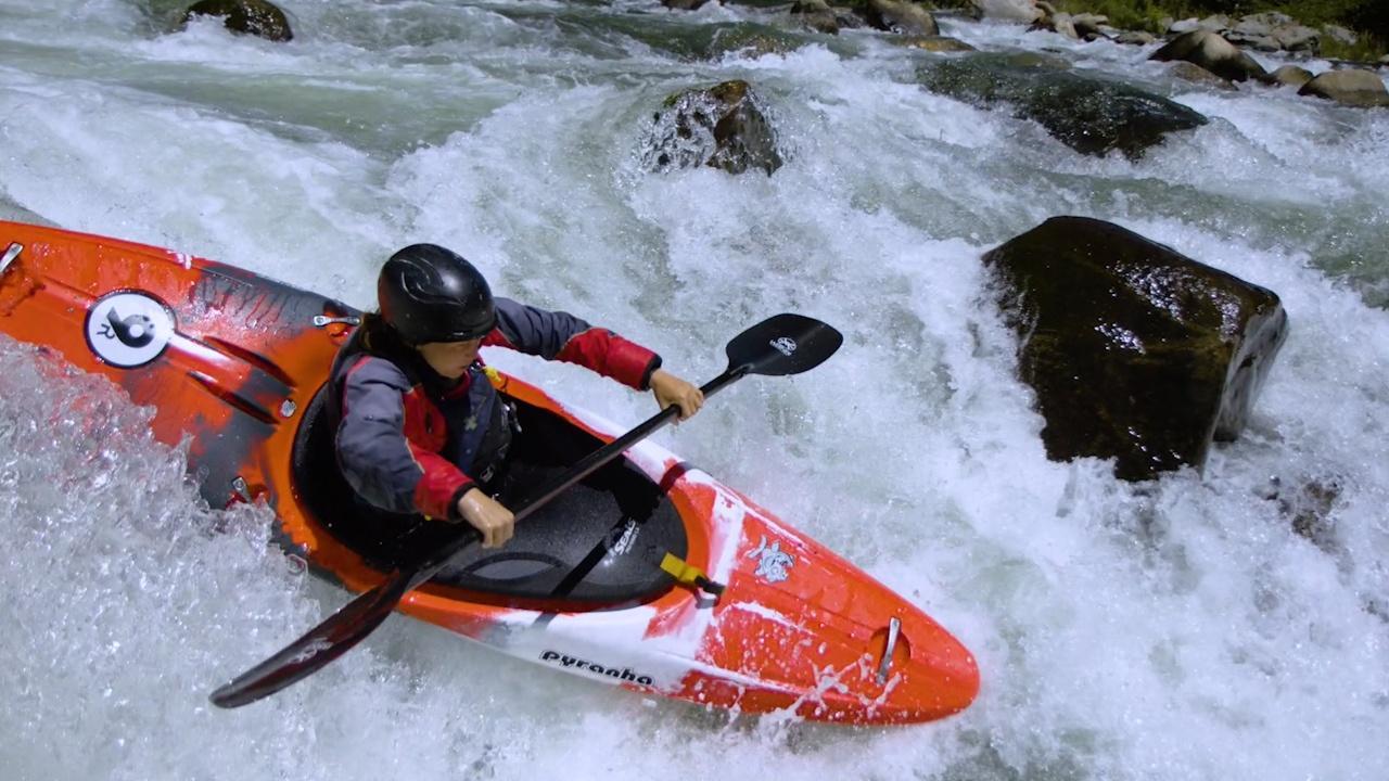 Running Cherry Creek   Yosemite Web Extra