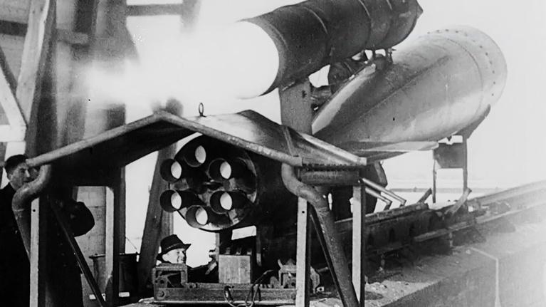 Scenes from Season 2 – V1: Hitler's Vengeance Missile