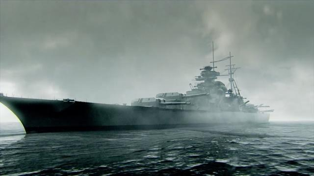 Scenes from Season 2 - Hitler's Megaships