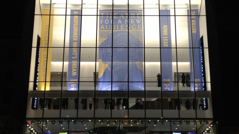 NYC-ARTS Full Episode: October 31, 2013