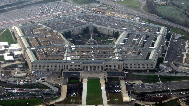 The Pentagon and budget cuts image